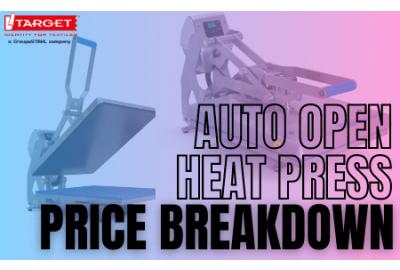 hotronix auto open price breakdown