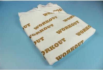premium plus on hoodie, product shot