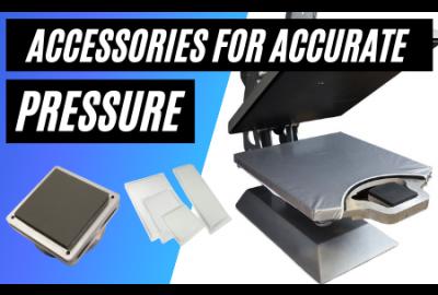 accessories for accurate pressure