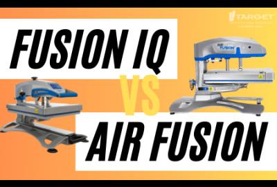 Hotronix® Fusion IQ vs Air Fusion IQ