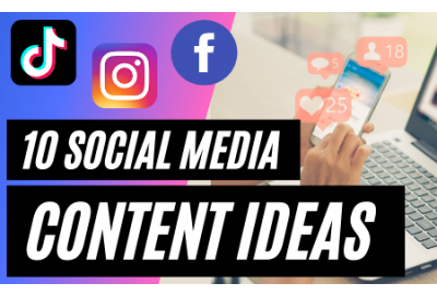 social media ideas for heat printing businesses