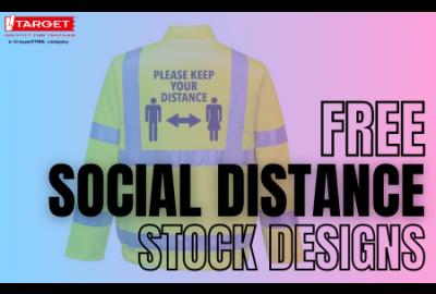free social distance artwork