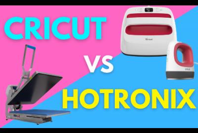 cricut vs hotronix