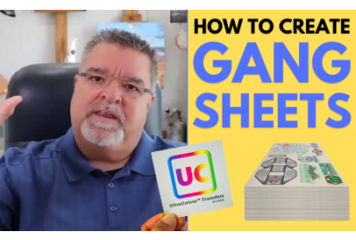 gang sheets for heat transfers