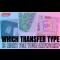 transfer types for artwork