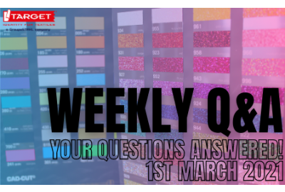 weekly q&a 8th march