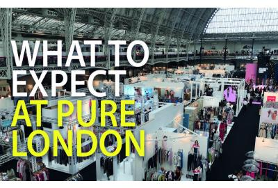 WHAT TO EXPECT AT PURE LONDON