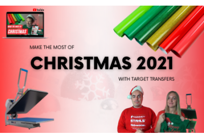 Christmas with Target Transfers