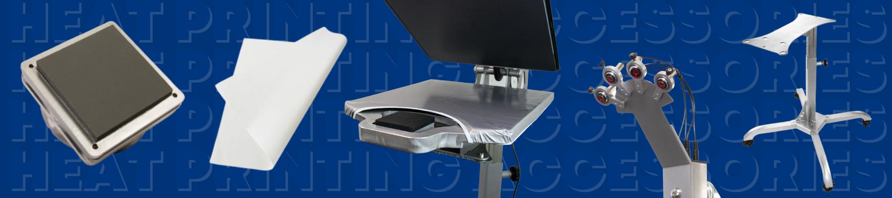The Ultimate Heat Press & Cutter Accessories