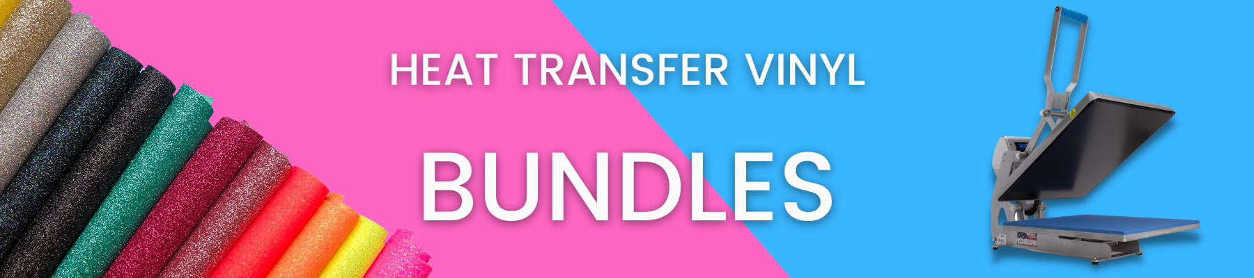 Heat Transfer Vinyl Bundles
