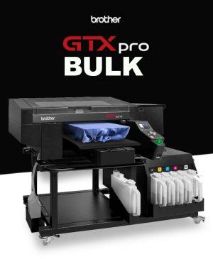 Brother GTX Pro BULK DTG Direct-To-Garment-Printer