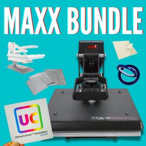 MAXX Press & Transfer Bundle