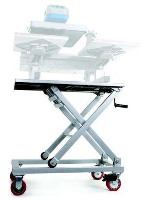 Heat Printing Equipment Cart