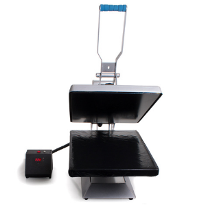 Hotronix Power Platen on Auto Open Heat Press