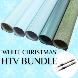 White Christmas HTV Bundle