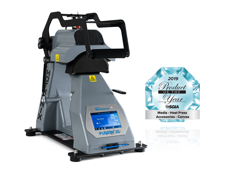 Hotronix® 360 IQ™ Hat Heat Press
