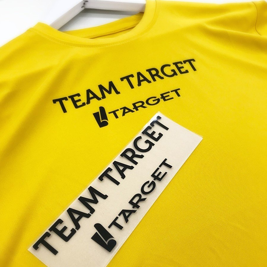 custom heat transfers for sports, athletic and performance wear