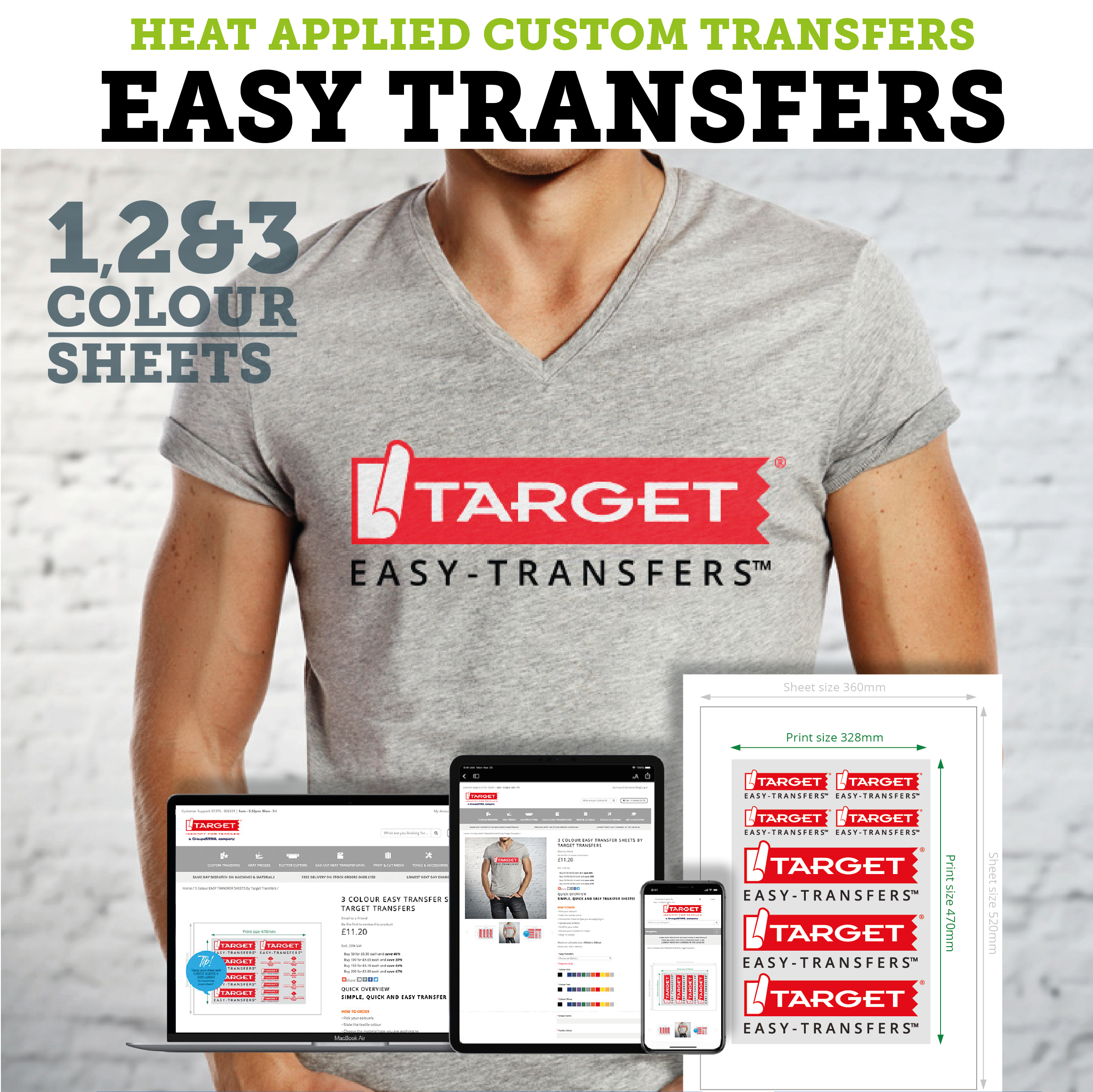 easy transfers uk online heat transfers