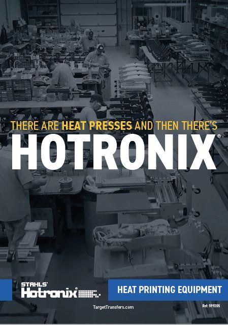 Hotronix UK Heat Press Brochure