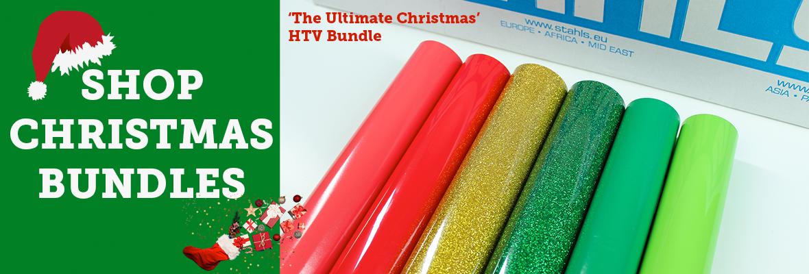 christmas htv bundles