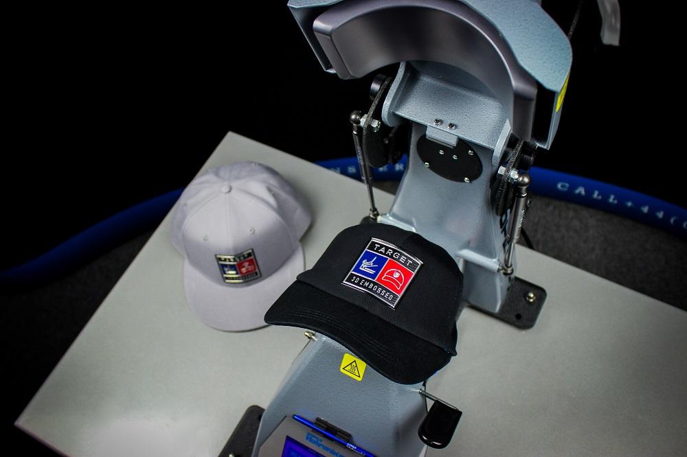 Hotronix 360 IQ Hat Heat Press