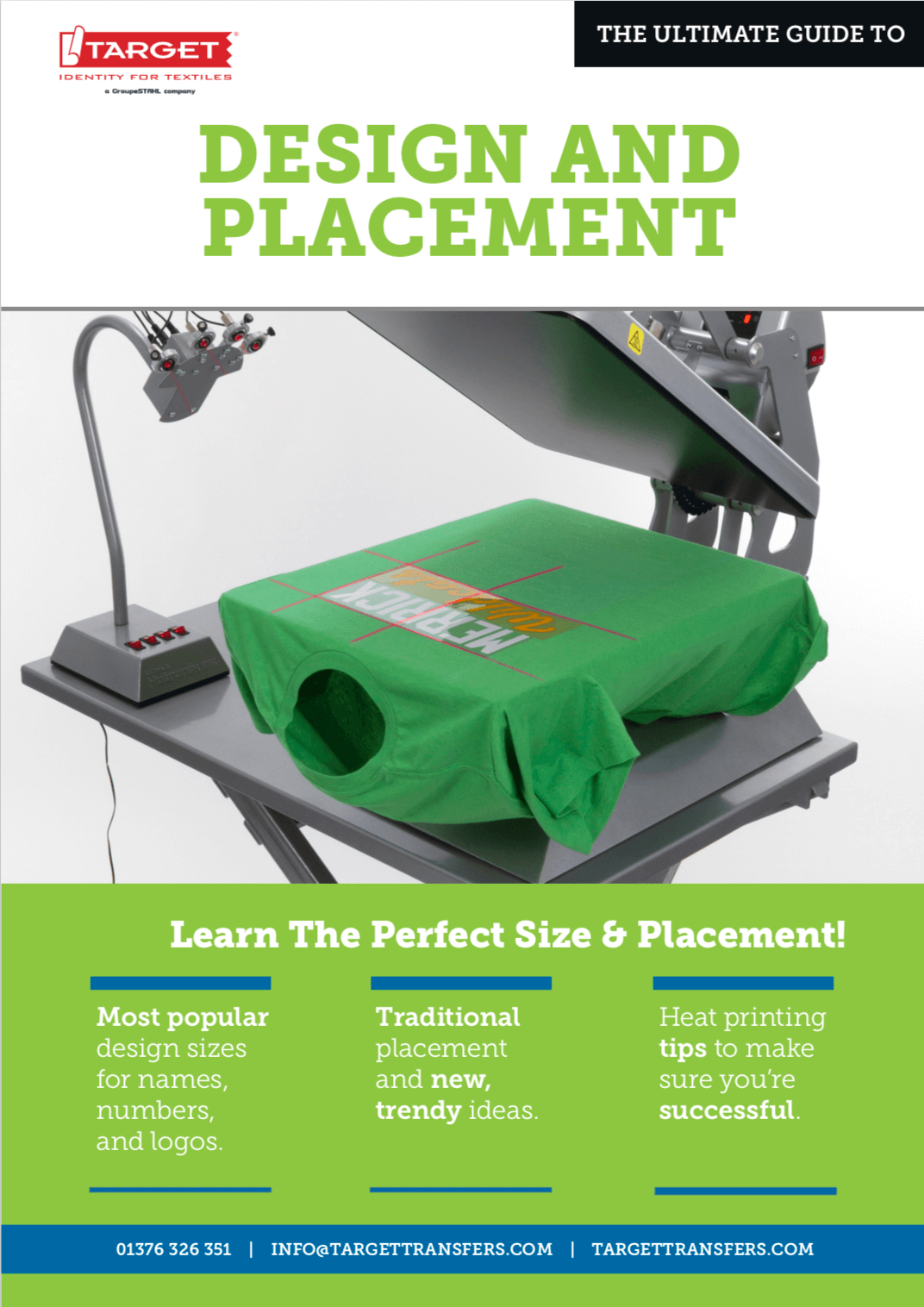 Download Our Free E-Book: The Ultimate Guide to Design & Placement