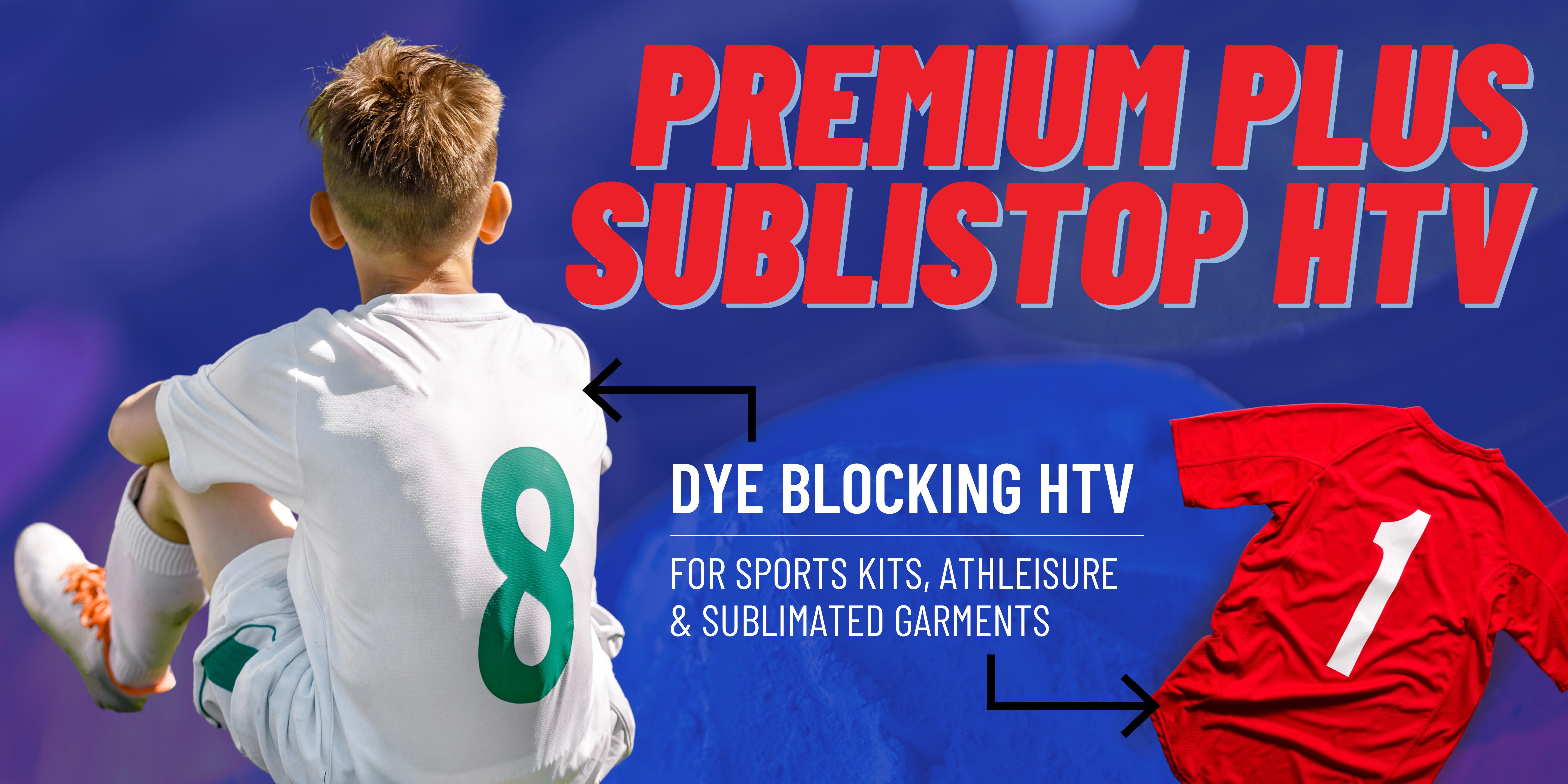 Stahls Premium Plus SubliStop HTV