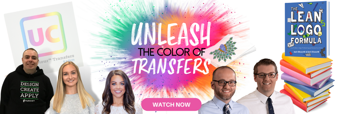 Unleash the Colour of Transfers - Virtual Event on Demand