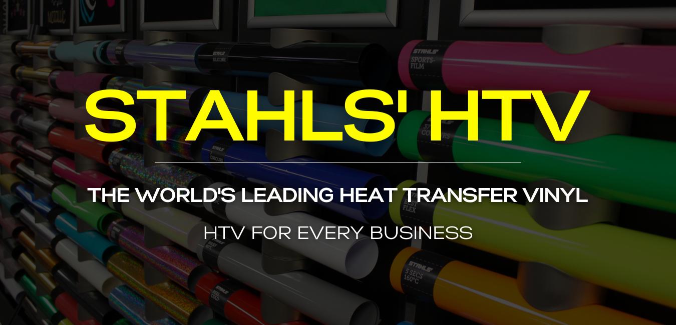 Stahls' CAD-CUT Heat Transfer Vinyl