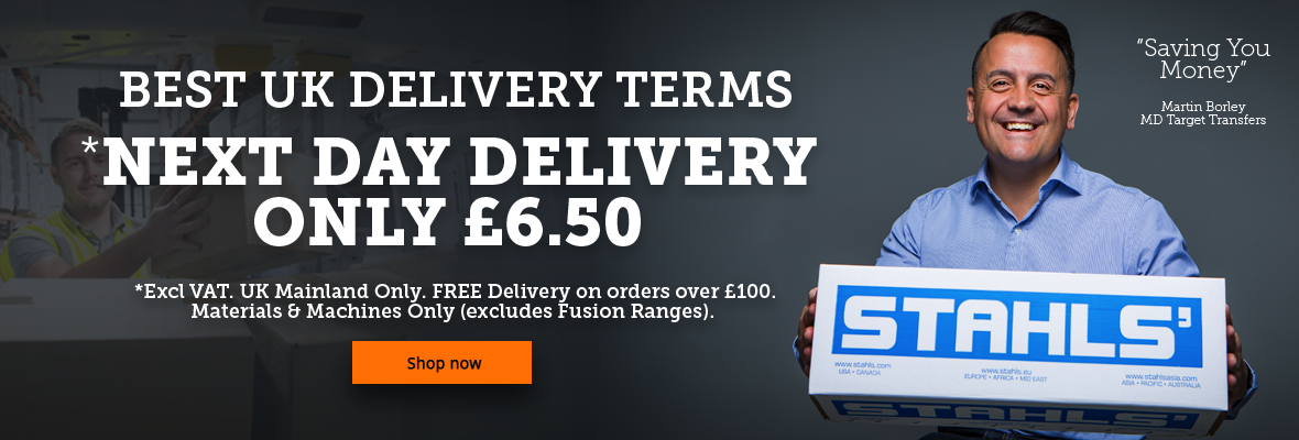 Martin Borley Best UK Delivery Terms