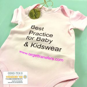 custom baby and kidswear