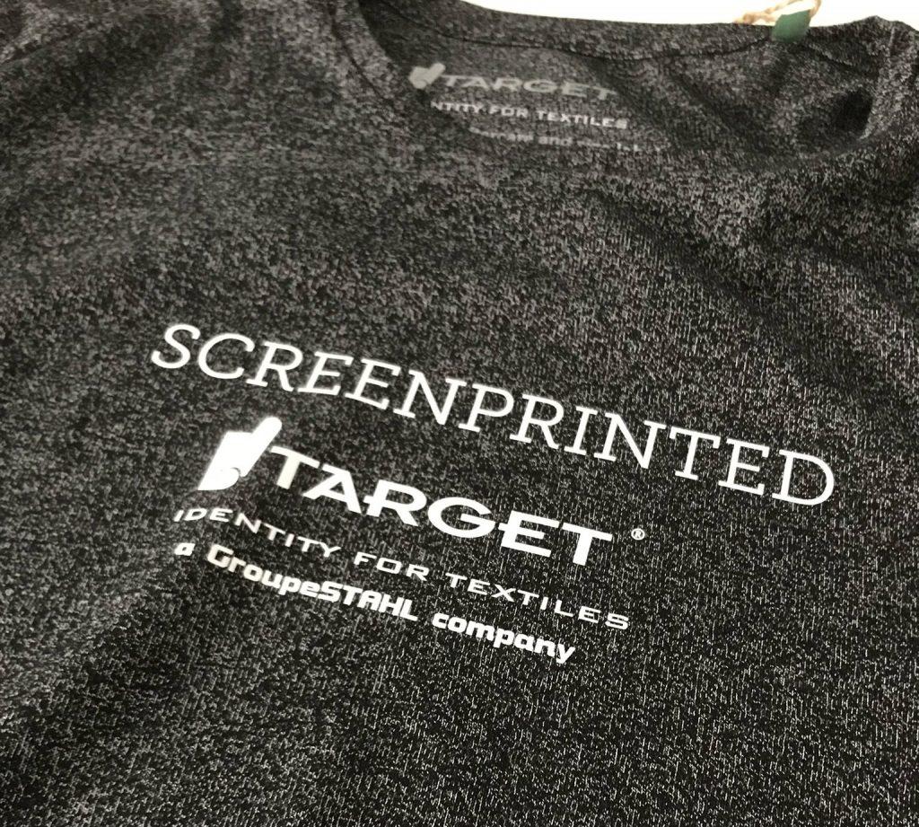 screen printed transfer t-shirt