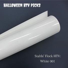 White Flock Halloween HTV