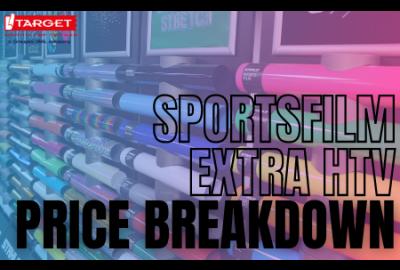 sportsfilm price breakdown