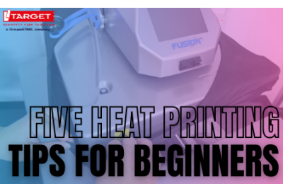 5 heat printing tips for beginners