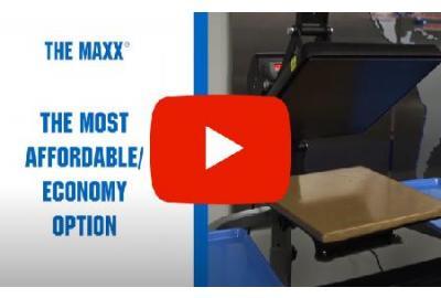 maxx clam heat press